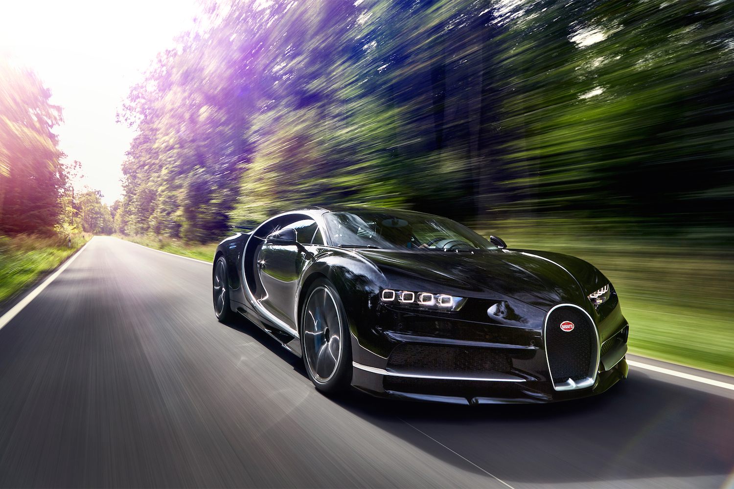The Bugatti Chiron Needed Just 42 Seconds To Break A World