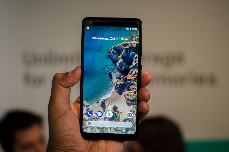 Vergleich Google Pixel 3 Und Iphone 8 Plus