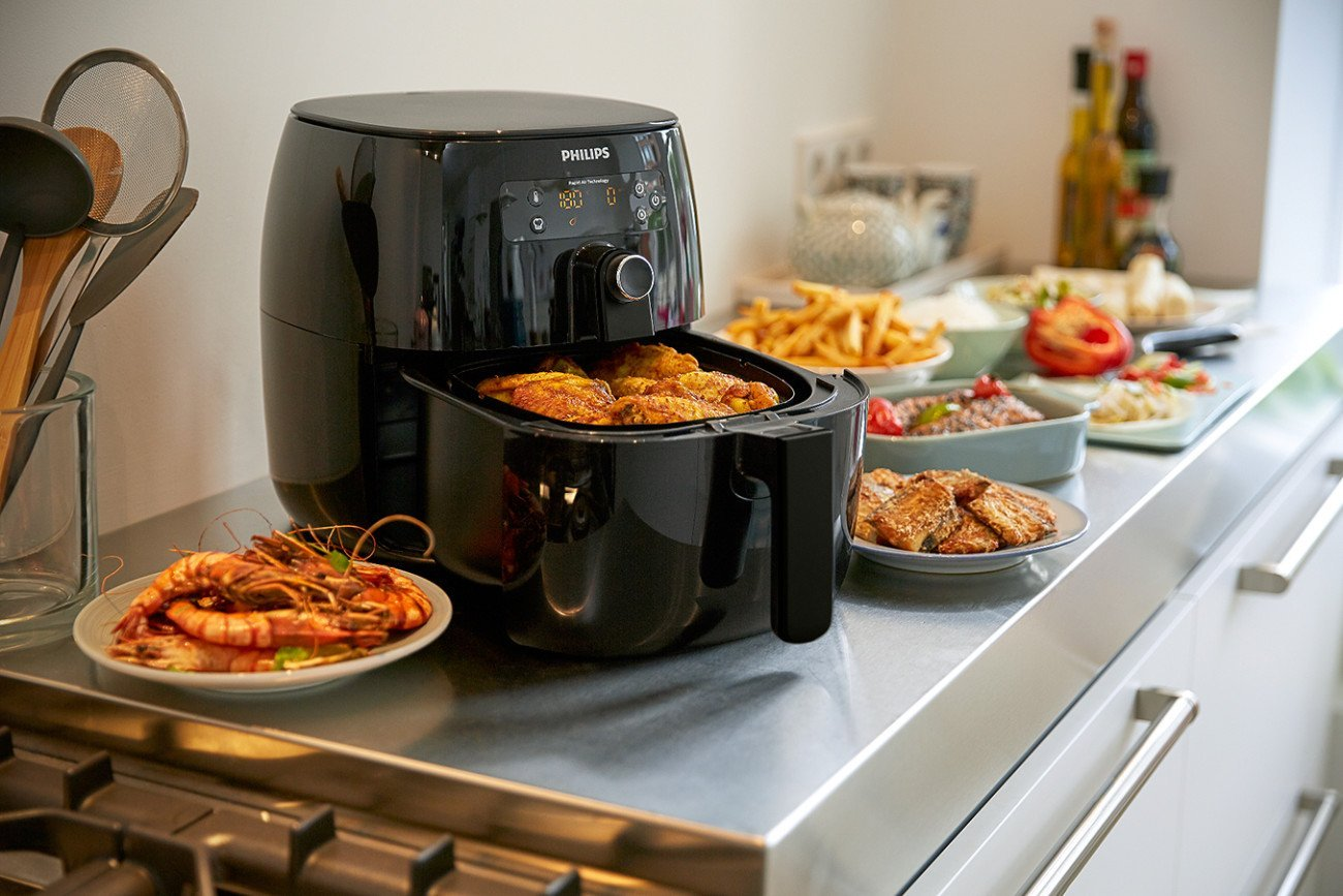 The Best Air Fryers For Frying Food With A Fraction Of The