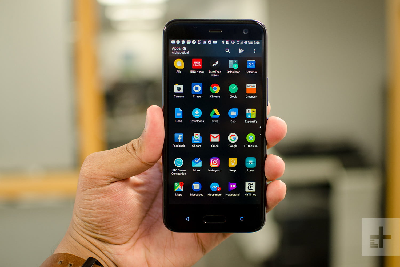U11 Android 9