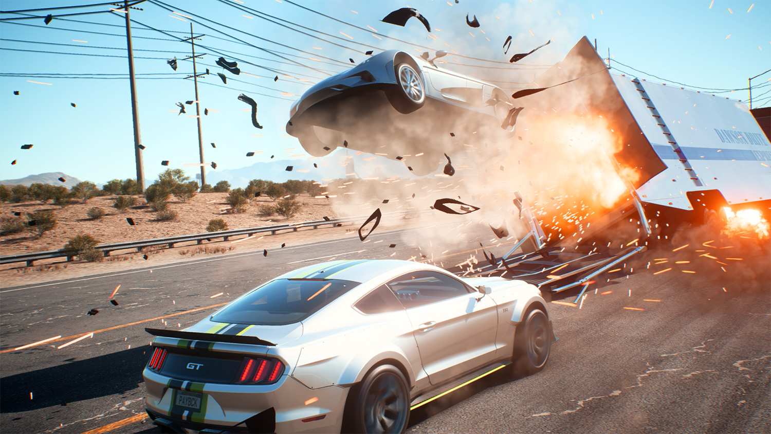 Frontier Speed Test >> 'Need for Speed Payback' accelerates in-game car progression
