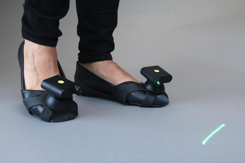 Path Finder Shoes Parkinson S Disease