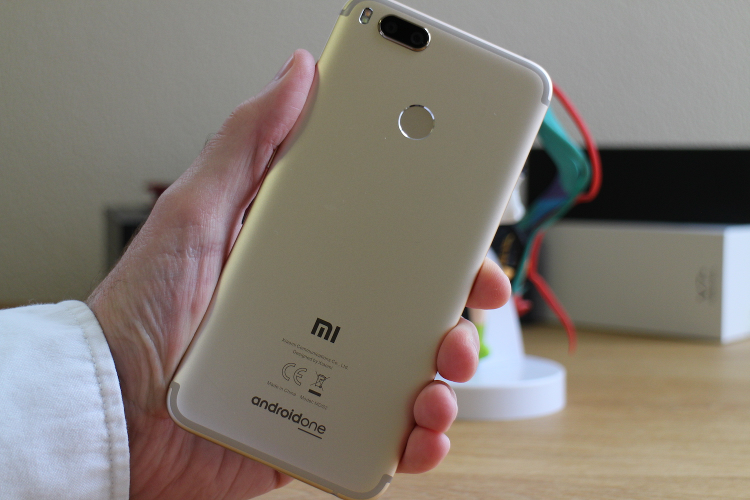 How To Use The Xiaomi Mi A1 Camera And Portrait Mode