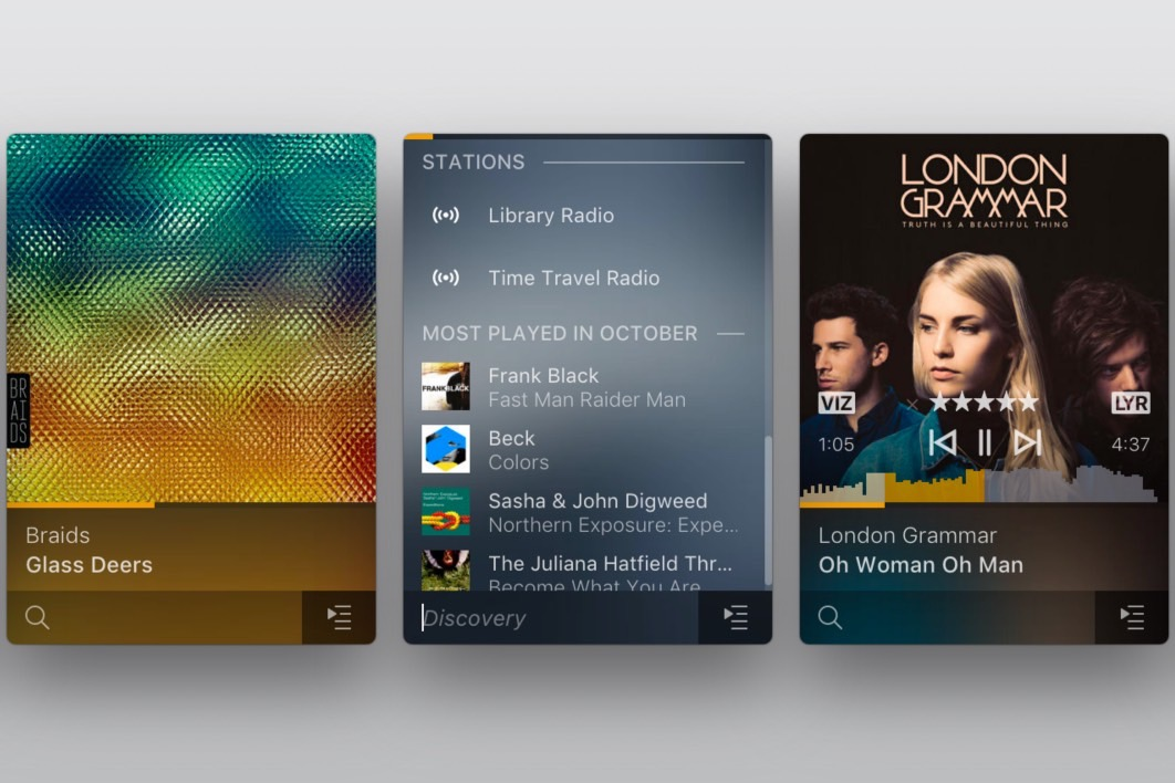 The Plex Winamp Inspired Music Player Is A Modern Take On