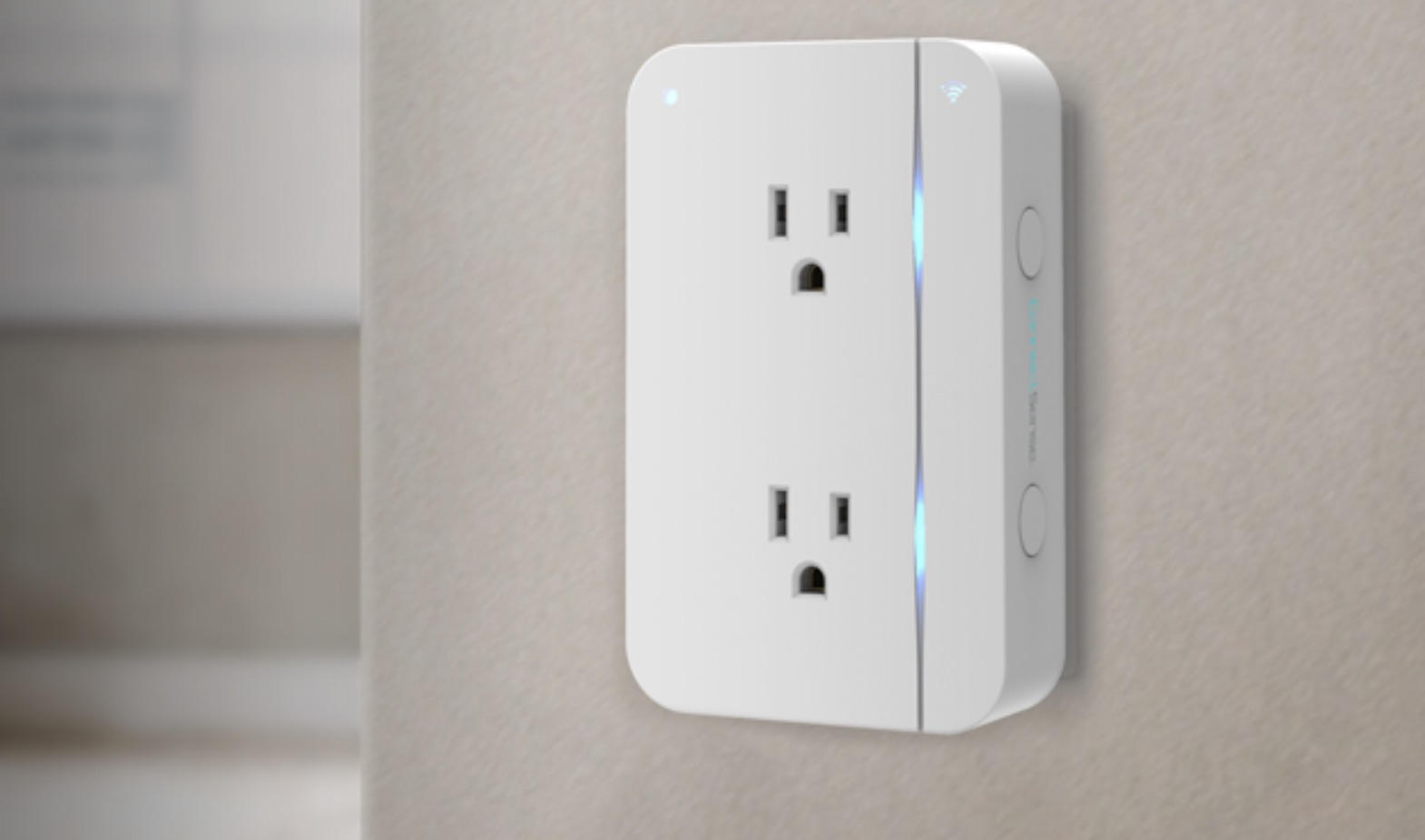 Connectsense S Smart In Wall Outlet Smartens Up Your Dumb
