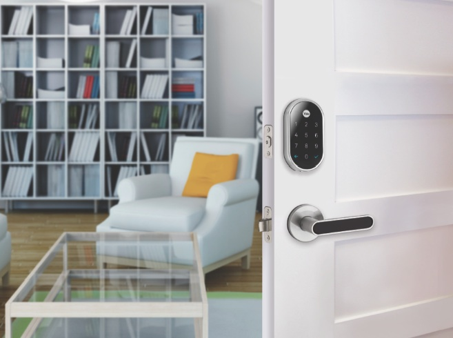 Control Front Door Security From Your Phone With The Nest