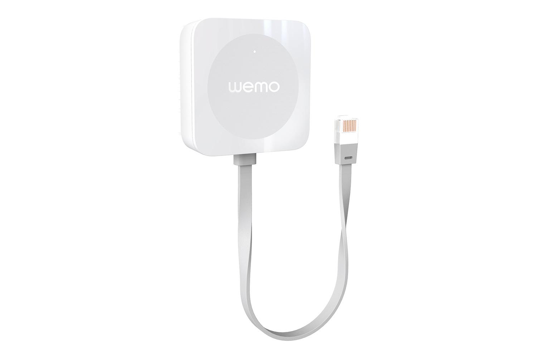 New Wemo Bridge Smart Home Hub Is Compatible With Apple
