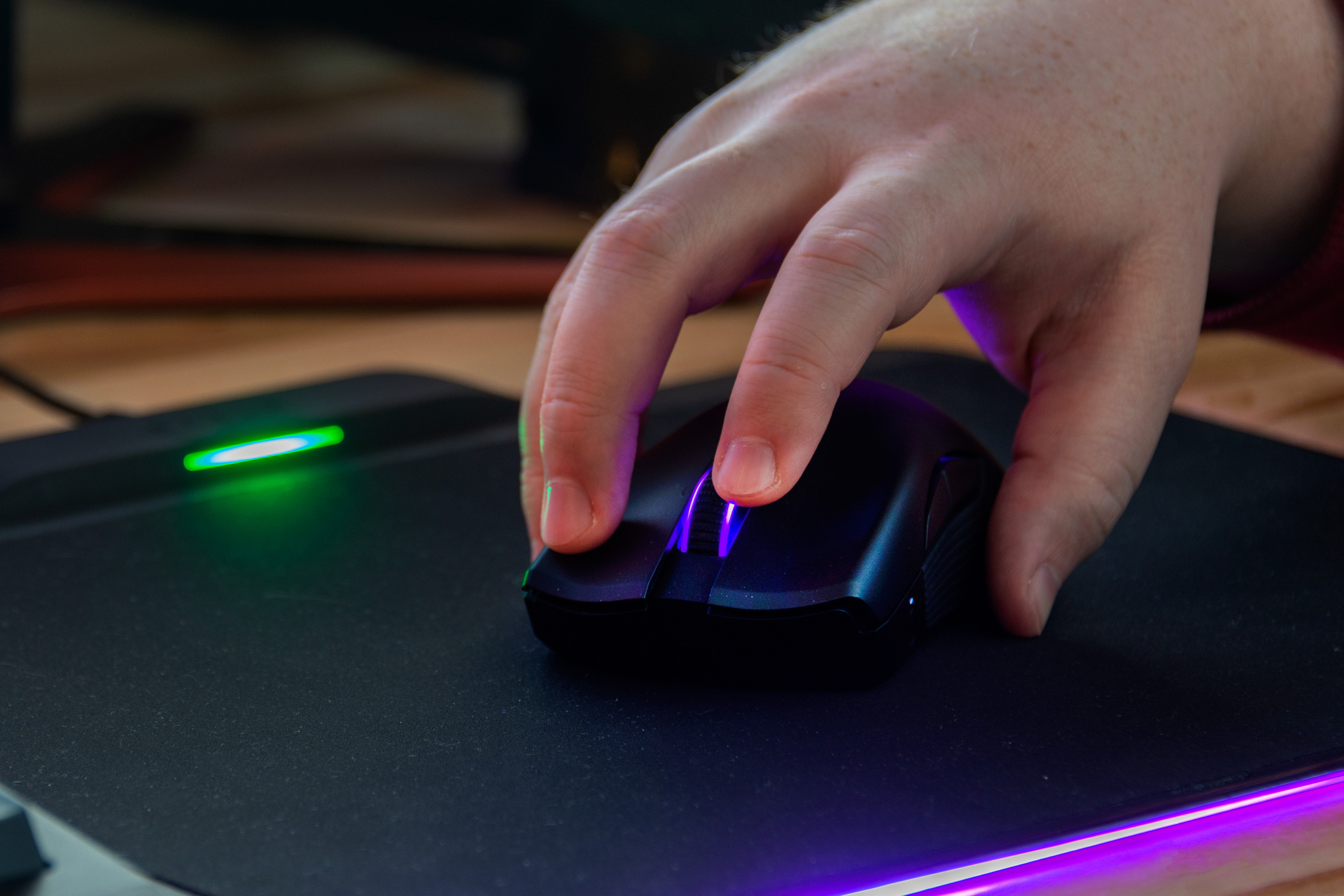 3fb518c96a3 Check out Razer Mamba Elite RZ01-02560100-R3M1 Gaming Mouse reviews,  ratings, features, specifications and browse more Razer products online at  best prices ...