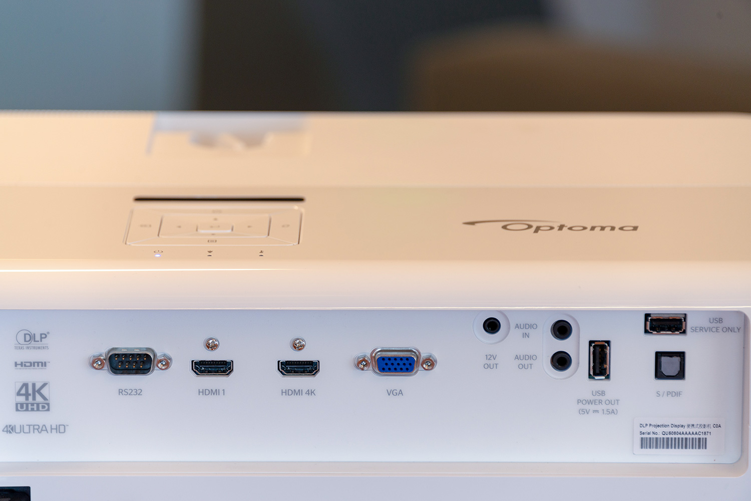 Optoma UHD50 Projector Review: Budget Brilliance | Digital Trends