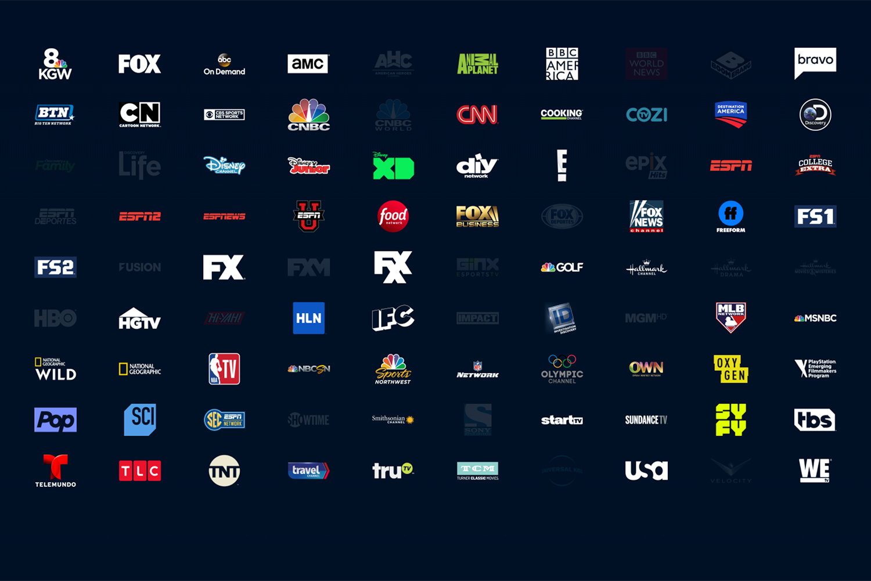 playstation vue channel guide plans features ps 2018channels core