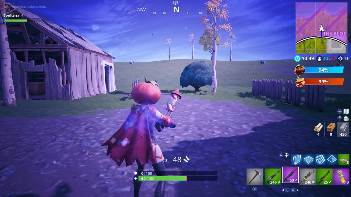 Fortnite Week 4 Challenges: Launch Fireworks at 3 Locations | Season