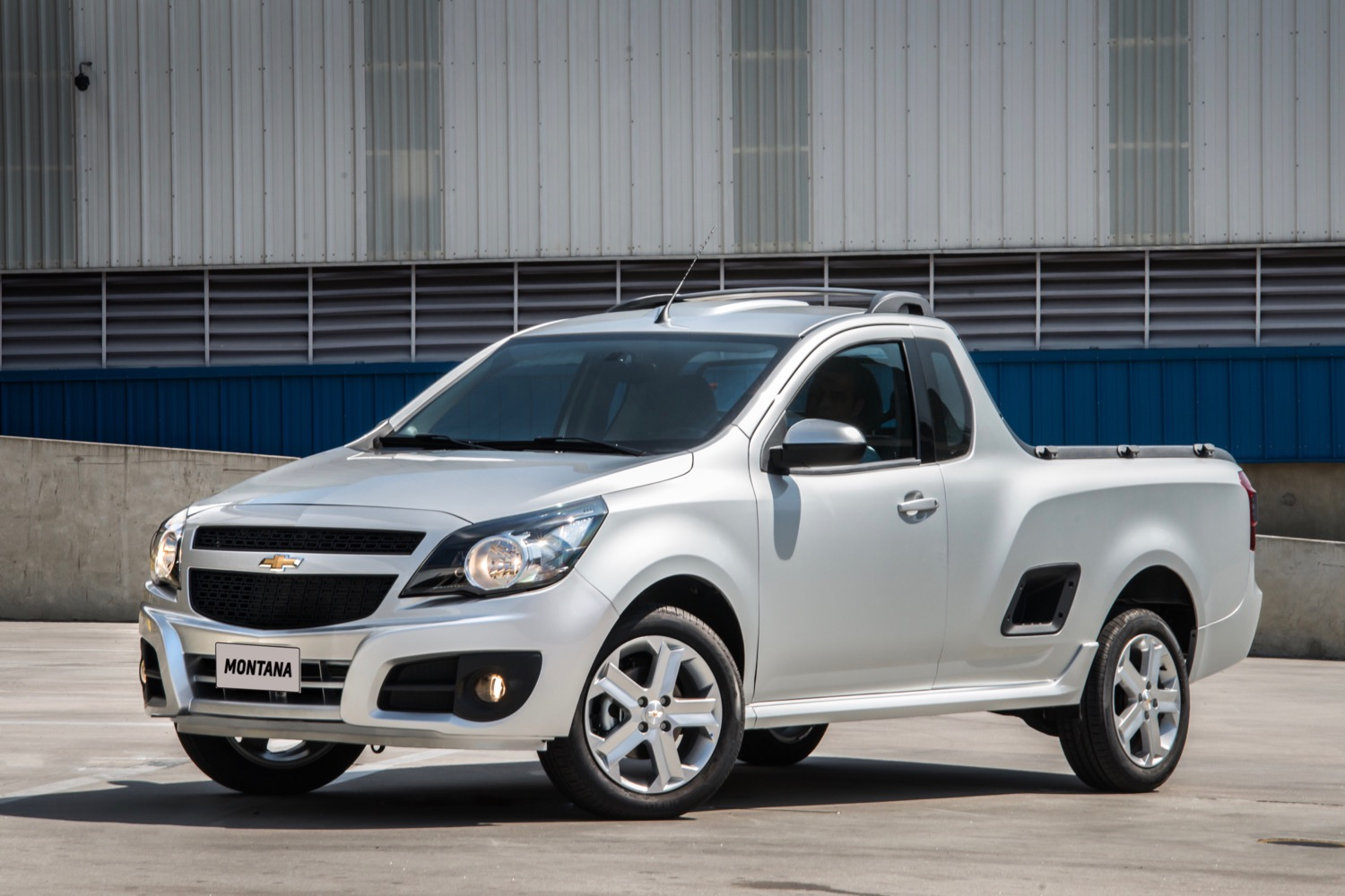 Chevrolet Reportedly Planning New Mini Pickup Truck To Rival