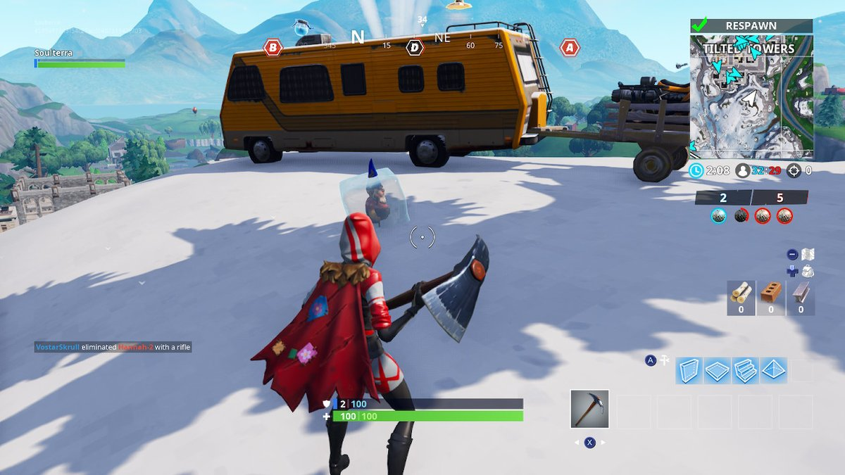 Fortnite Week 6 Challenges: Search Chilly Gnomes Guide