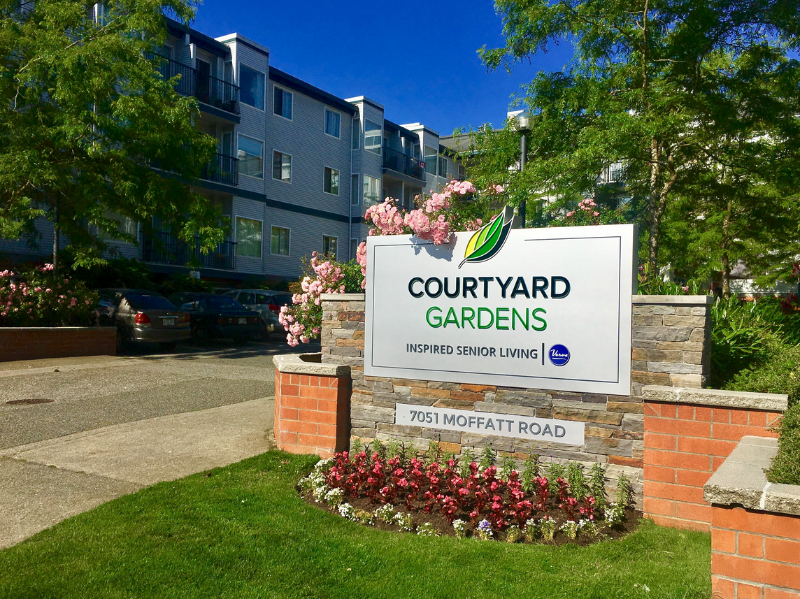 Courtyard Gardens located in Richmond, BC   Dignified Living
