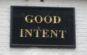 Good Intent