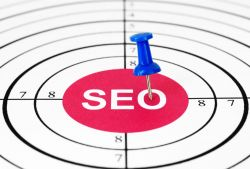 Push Pin SEO on Target
