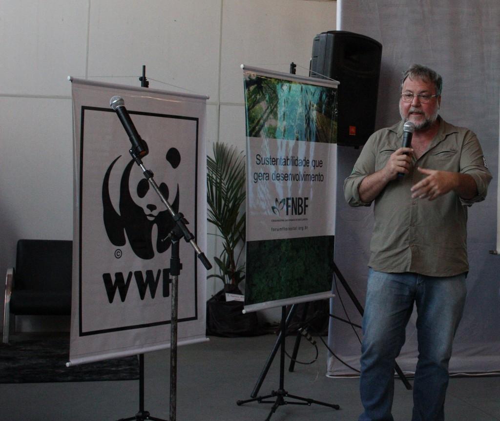 Ricardo Russo ministra palestra no 1° Construir Mato Grosso em Lucas do Rio Verde