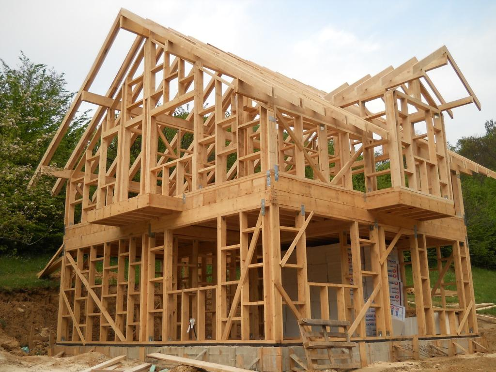 Aumento das constru es em madeira na europa f rum for A frame house construction cost