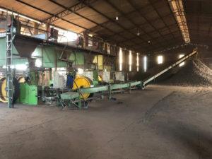 Indústria de Briquetes - Sinop/MT