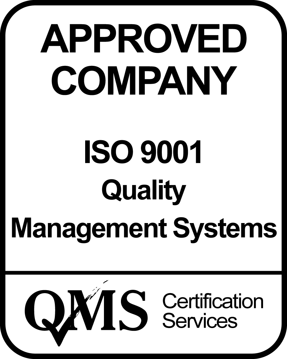 ISO-9001 black