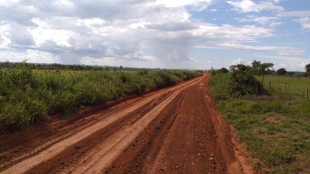 Estrada Comodoro - MT