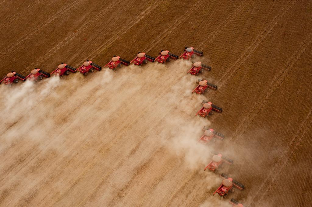 Se confirmados os levantamentos anteriores, Mato Grosso se mantém com a maior produção agrícola do país, com mais de 73 milhões de toneladas