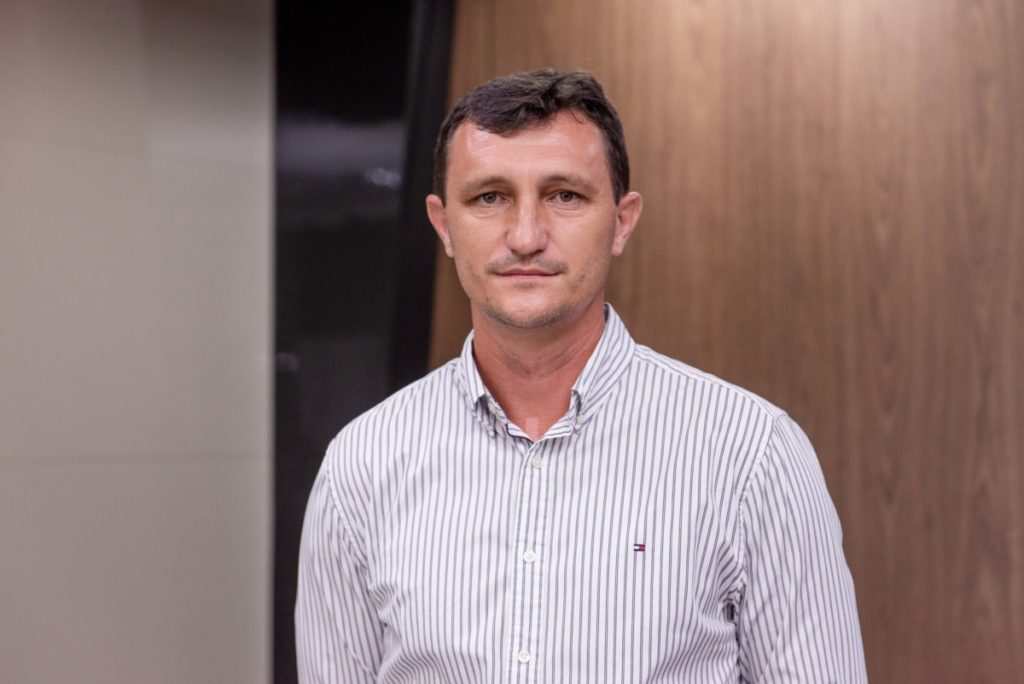Itamar Canossa, presidente do Fórum Agro MT