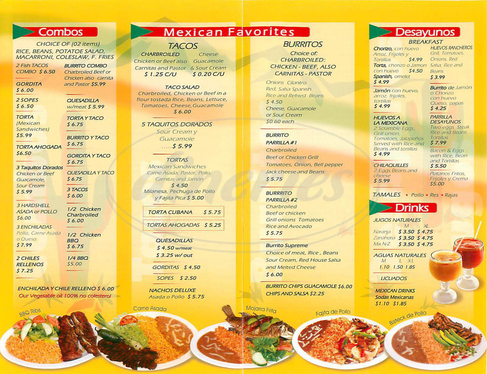 Parrilla Mexican Restaurant