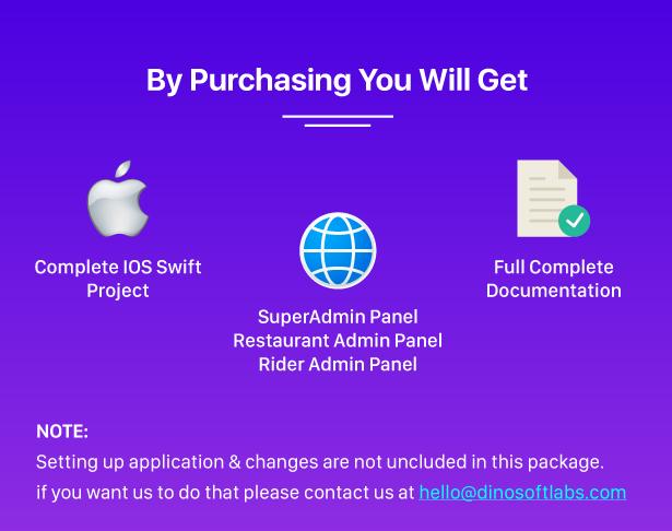 Systemlieferungs - und Bestellsystem für Restaurants Boy - iOS - 11
