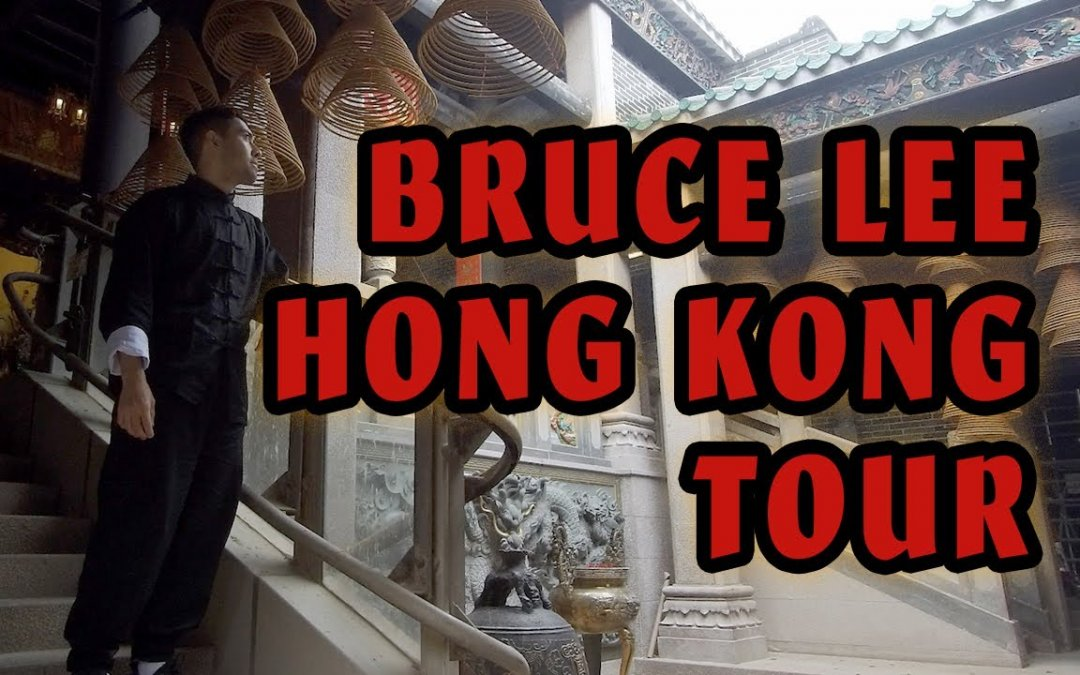 My Bruce Lee Inspired Hong Kong Trip