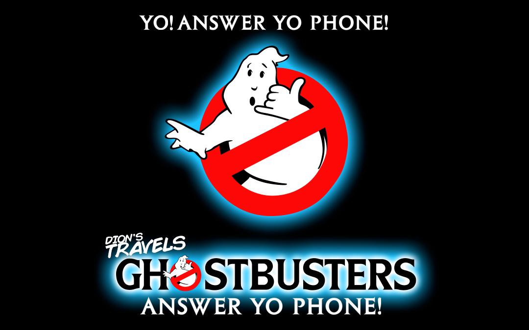 Ghostbusters: Answer Yo Phone! Fanfilm