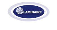 Logo oficial laminaire blanco