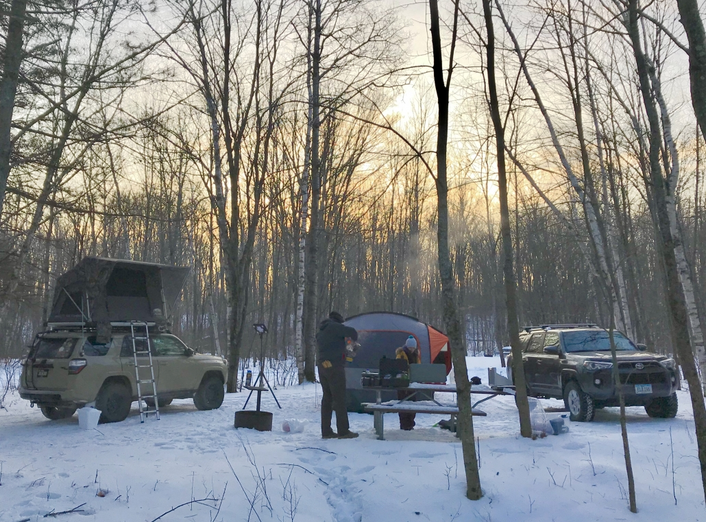Three Cool Things For Cold Weather Camping Dirt Orcas