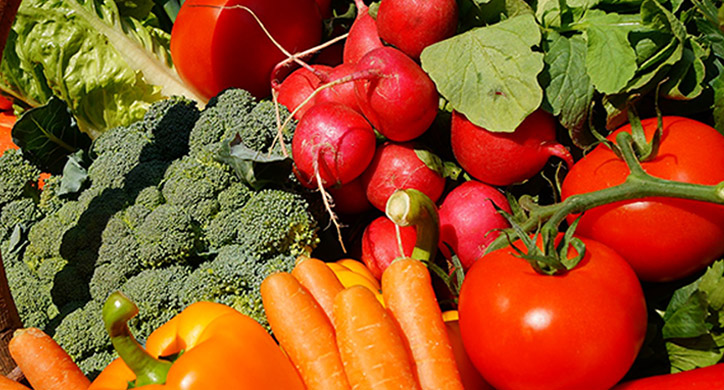 Produce Variety Helps Diet Variety!