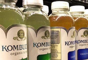 Crazy for Kombucha