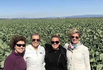 D2D on the Farm: America's Salad Bowl