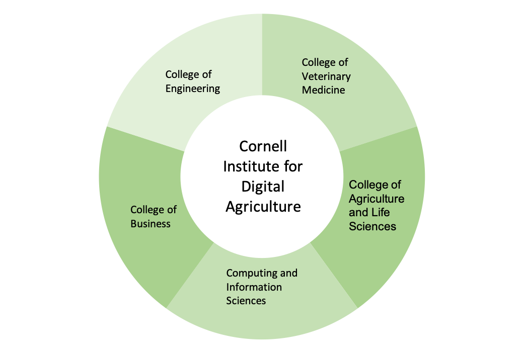 Cornell University's Initiative for Digital Agriculture