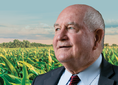 Ag Secretary on China Trade War & Our Farmers
