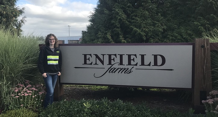 On the Farm & In the Books: FFA Spotlight on Katherine Smith