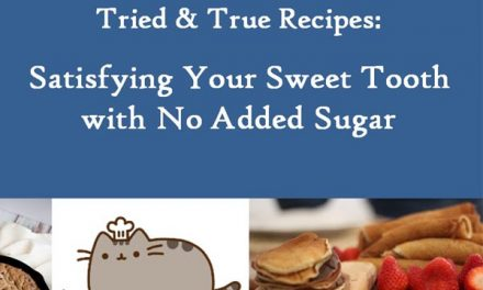 Satisfy Your Sweet Tooth with No Added Sugar