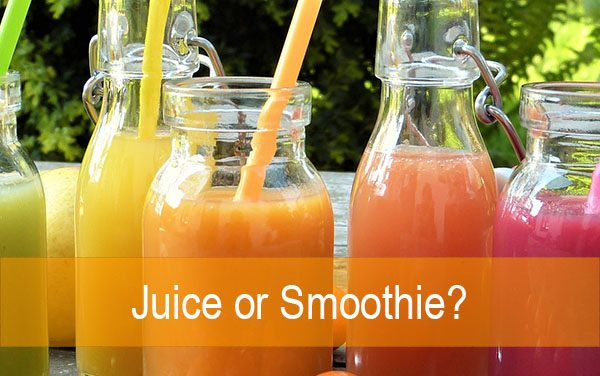 Is Cold-Pressed Juice Healthier than a Smoothie?