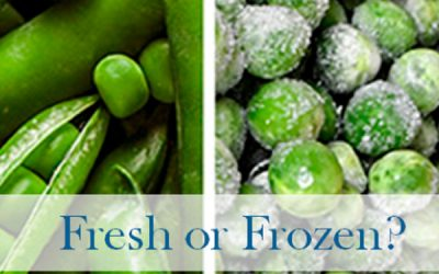 Frozen Fruits & Veggies: Is Fresh Always Best?