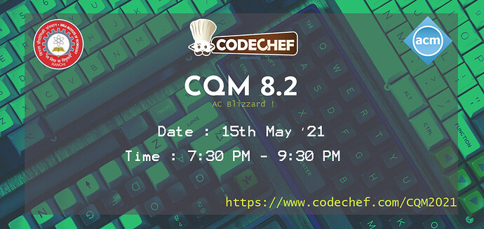 CQM Poster - Codeche Page