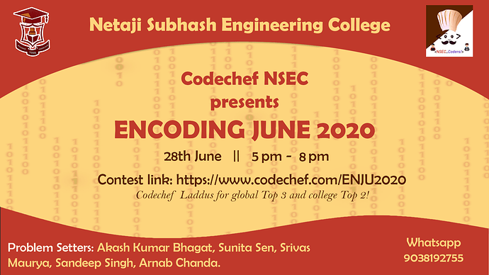 Encoding June