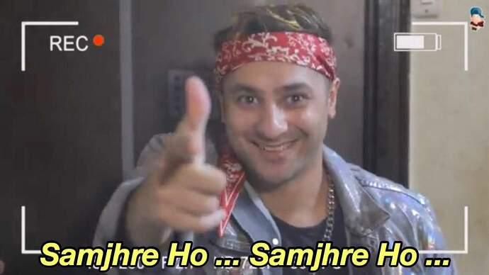samajh-rahe-ho-harsh-beniwal-meme-templates