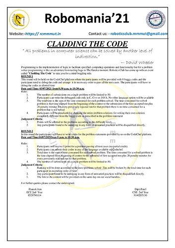 claddingthecode