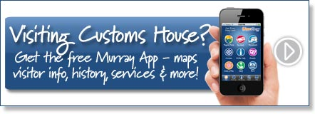 Visiting Customs House? Get the free Murray River App