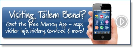 Visiting Tailem Bend? Get the free Murray River App