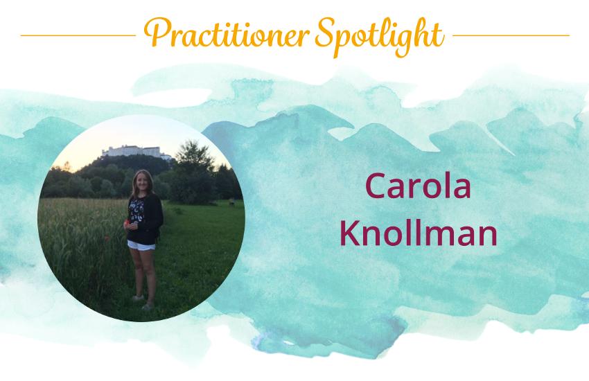 Practitioner Spotlight: Carola Knollman