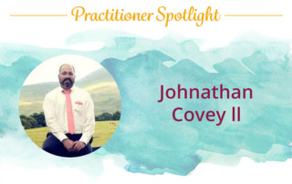 Jonathan Cover II, a Discover Healing practitioner of The Body Code and The Emotion Code
